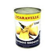 Caravelle Bamboo Shoots Strips