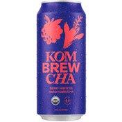 Kombrewcha Berry Hibiscus Hard Kombucha