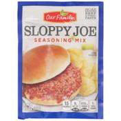 Our Family Sloppy Joe Seasoning Mix