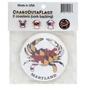 Crabs Outa Flags Coasters