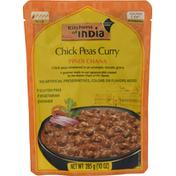 Kitchens of India Chick Peas Curry, Pindi Chana, Mild