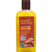 Desert Essence Jojoba Oil, 100% Pure
