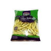 Pero Family Farms Organic Snipped Yellow Beans