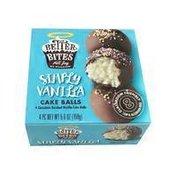 Better Bites Bakery Vanilla Cakeball