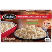 Stouffer's SIGNATURE White Cheddar Macaroni & Cheese