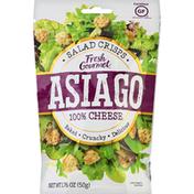 Fresh Gourmet Salad Crisps, Asiago