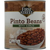 First Street Pinto Beans with Garlic