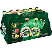 Perrier Citrus Collection Variety Pack Sparkling Natural Mineral Water