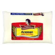 Madame Gougousse Yellow Corn Flour Acassan