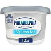Philadelphia Reduced Fat Cream Cheese Spread with a Third Less Fat