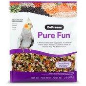 ZuPreem Enriching Variety Bird Food For Medium Birds