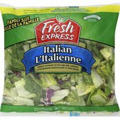 Fresh Express Salad, Italian, Family Size