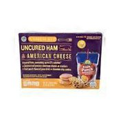 Park Street Deli Ham & American Cheese Lunch Kit with Drink