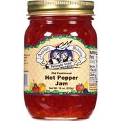 Amish Wedding Jam, Hot Pepper, Old Fashioned