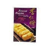 Chy Almond Pastries