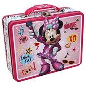 Tin Box Lunchbox, Minnie