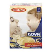 Beech-Nut Goya Stage 1 Whole Wheat Cereal