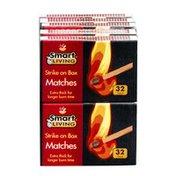 Smart Living Matches - 10 PK