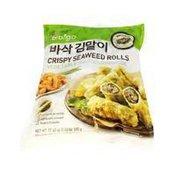 Bibigo Vegetable Crispy Seaweed Roll
