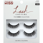 Kiss Lash, Faux Mink Collection, Like Mink, Only Better