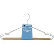 Whitmor Suit Hangers, Wire & Wood
