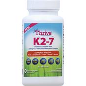 Thrive K2-7, 320 mcg, Capsules