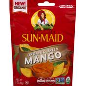 Sun-Maid Mango, Organic, Dried