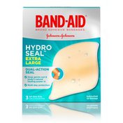 Band-Aid Brand Hydro Seal Bandages Extra Large