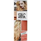 Colorista Hair Color, Semi-Permanent, Peach 100