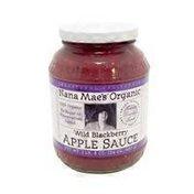 Nana Mae's Blackberry Apple Sauce