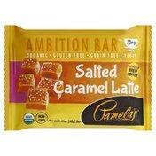 Pamela's Ambition Bar, Salted Caramel Latte
