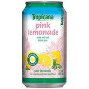 Tropicana Pink Lemonade Flavored Juice Drink