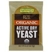 Rapunzel Yeast, Active Dry, Organic