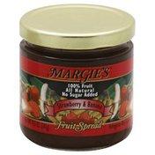 Margies Fruit Spread, Strawberry & Banana