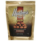 Huatees Peanuts, Premium Japanese Style, Spicy Lime, Pouch