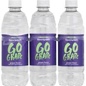 Aquafina Water Beverage, Grape Flavor