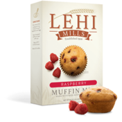 Lehi Mills Raspberry Muffin Mix