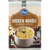 Kroger Condensed Soup, Chicken Noodle