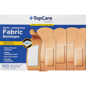 TopCare Bandages, Fabric, Sterile, Antibacterial