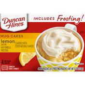 Duncan Hines Mug Cakes, Lemon