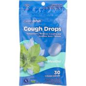 CareOne Menthol Cough Drops