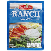 Our Family Ranch Dip Mix