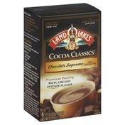 Land O Lakes Cocoa Classics, Chocolate Supreme Cocoa Mix