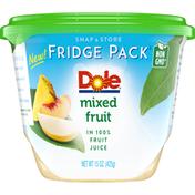 Dole Mixed Fruit, Fridge Pack