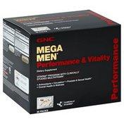 GNC Mega Men, Performance & Vitality