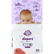 Always My Baby Diapers, 1 (8-14 lb)