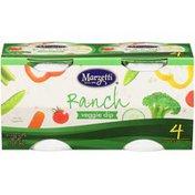 Marzetti Ranch Singles Veggie Dip