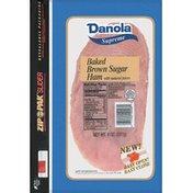 Danola Supreme Sliced Ham Baked Brown Sugar