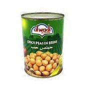 Alwadi Chick Peas In Brine