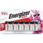 Energizer 9V Batteries, 9 Volt Alkaline Batteries